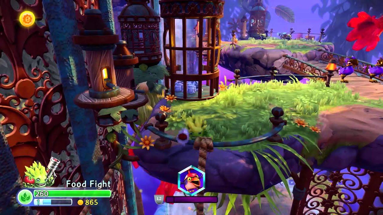 Skylanders trap team gameplay walkthrough part 6 chapter 4 phoenix