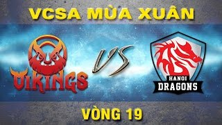 Video clip [25.01.2015] HNV vs HND [VCSA Xuân 2015]
