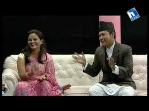 Jeevan Saathi with Badri Pangini and Kalpana Pangini -Himalaya TV