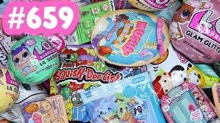Random Blind Bag Box #659 - Num Noms, Hatchimals, Moj Moj, Shopkins, Nickelodeon Light Ups