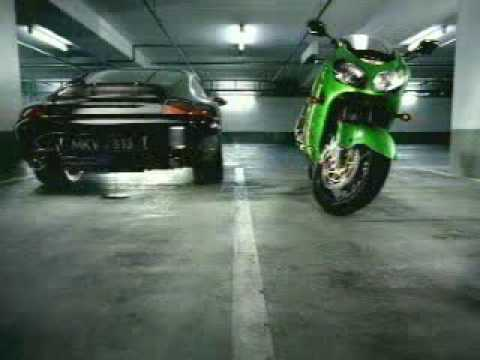 Kawasaki ZX-12R Commercial Video