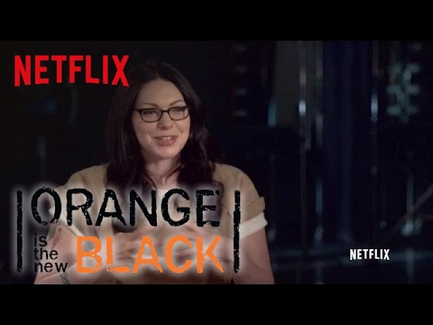 Orange Is The New Black - Season 2 - Three Words - HD