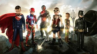 Photographer Transforms Sick Kids Into Superheroes