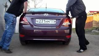 Тест Солярис от Федора Hyundai-Solaris.com (продолжение)