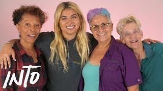 Download Lagu Hayley Kiyoko Surprises The Old Lesbians Gratis STAFABAND