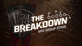 The Breakdown with Zirene: G2 vs. TSM Nexus Rush (MSI 2017 Group Stage)