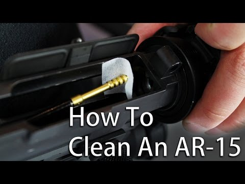 How To Clean Your AR-15 - OpticsPlanet How To
