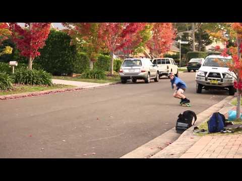 Longboarding : Original skateboards II Daniel Cronin