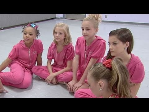 'Dance Mom's' Lifetime Show: Kids' Provocative Moves: Pushing Limits?