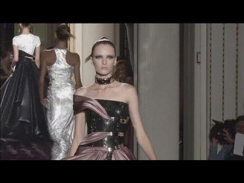 Versace abre la Semana de la Alta Costura de París - le mag