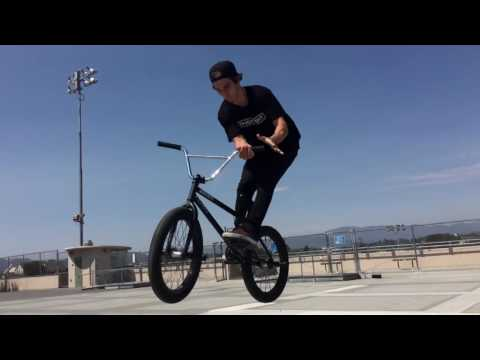 BMX: How-To Barspin With Mikey Tyra