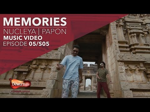 Memories ft. Nucleya & Papon | Full Music Video