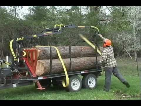 Bailey's Road & Log Grapple Trailer Systems from ...