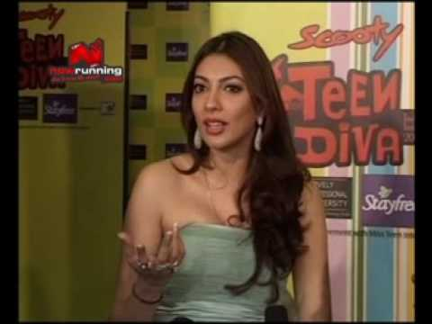 Yukta Mookhey unveils Scooty Miss Teen finalists Video