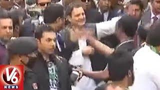 Congress President Rahul Gandhi Conducts Roadshow In Shillong | Meghalaya