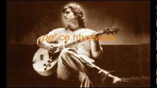 Pino Daniele - Je sto vicino a te - 1979 - Musica e testo