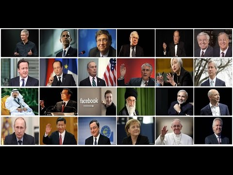 25 Most Powerful Person On Earth 2014