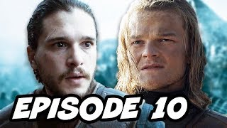 Game Of Thrones Season 6 Episode 10 Finale TOP 10 WTF and Book Changes