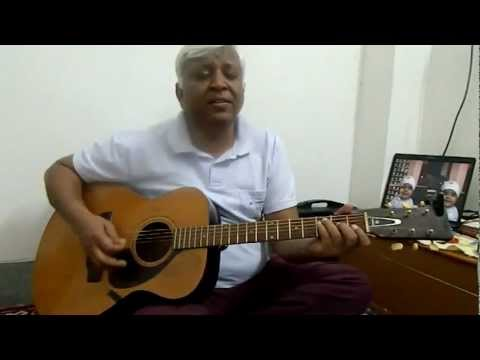 Guitar Lesson Hothon Se Chho Lo Tum (Chords and Important Leads...
