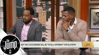 Amin Elhassan: Cavs won't fix defense, but don't need to in order to reach Finals | The Jump | ESPN