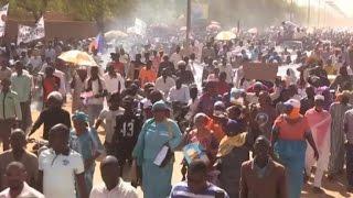 Niger, Manifestation à Niamey / L'opposition dénonce la mauvaise gestion du pays