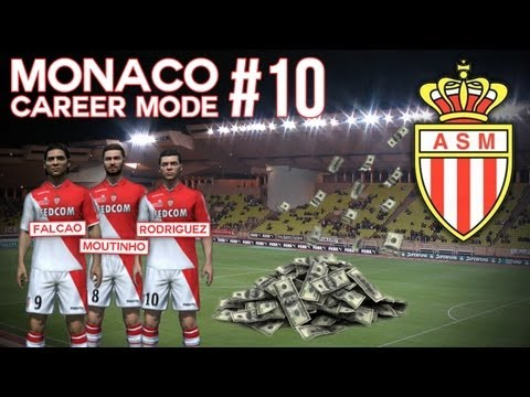 FIFA 13: AS Monaco Career Mode - Episode #10 - Strength in Depth!