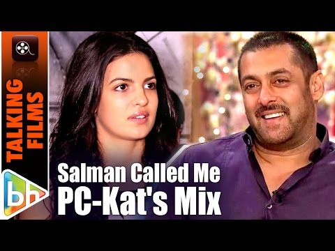 Salman Khan Called Me A Mix Of Katrina Kaif & Priyanka Chopra | Natasa Stankovic