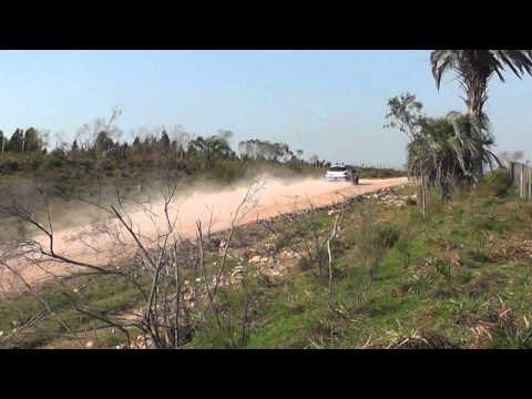 Rally 2014 Quebracho-Paysandu-Uruguay - tramo los palmares