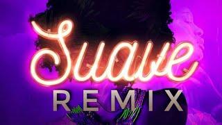 "SUAVE REMIX Ft. Plan B , Omega ""El Fuerte"" , Bryant Myers , Miky Woodz & Jon Z - (Audio)🎺🎷"