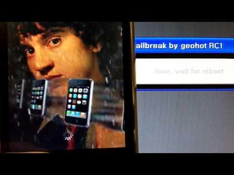 아이폰3GS, 아이팟터치 3세대 3. 1. 2 버전 해킹 강좌