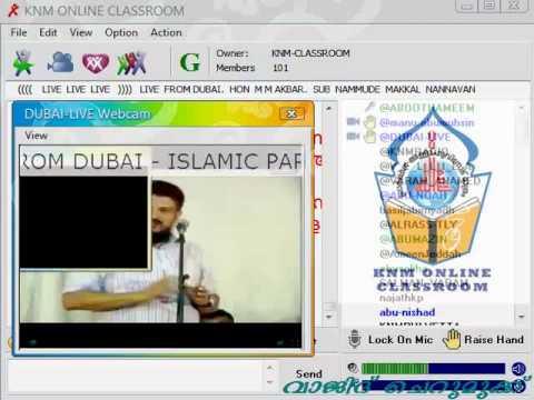 Nammude Makkal Nannavan... Mm Akbar Speech Dubai Kmcc Part 1 video