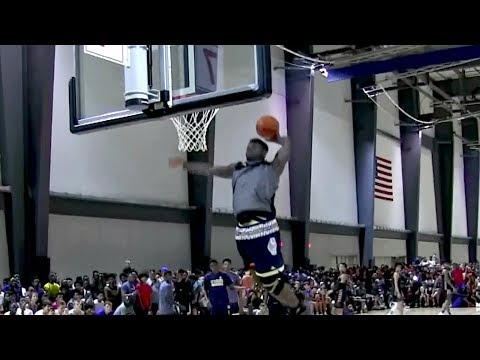 Zion Williamson Goes OFF vs E1T1 - Full Highlights