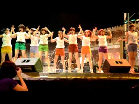 Cherrybelle - Dilema | perform @ Lapiazza 20110710