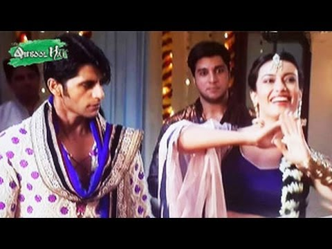 Sanam's DANCES for Aahil in Zeetv Qubool Hai 10th May 2014 FULL EPISODE HD