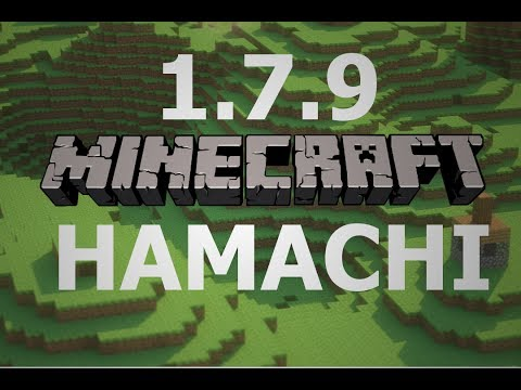 [EASY] How to make a Hamachi MineCraft server [1.7.10]