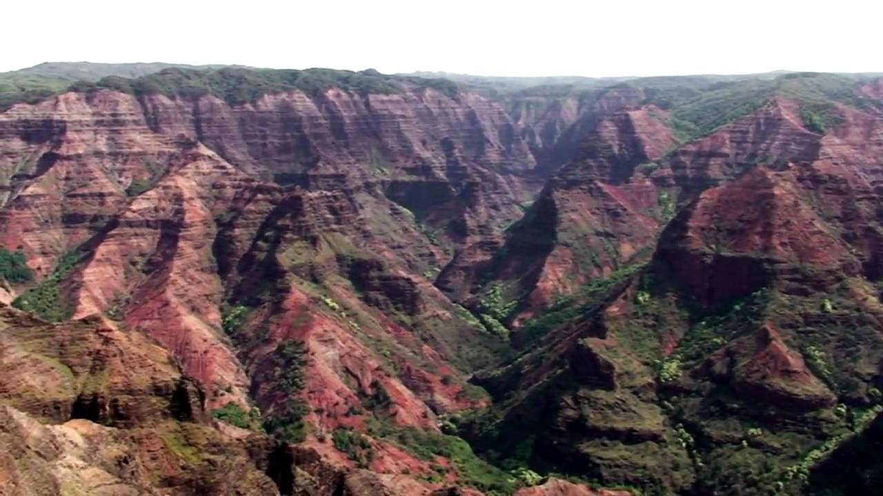 Waimea Canyon The Grand Canyon Of The Pacific Kauai