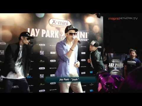 Joah - Jay Park ('Live' In Singapore)