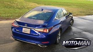 Living with the 2019 Lexus ES 350 F Sport: Is this the next Lexus GS?