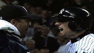 1998 WS Gm1: Knoblauch's three-run homer ties game