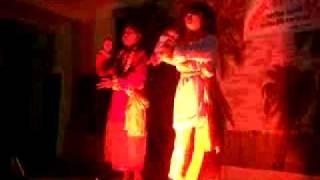 DISHA... Bangla Dance. Sadher Lau....