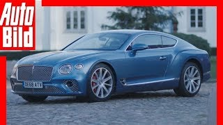 """X-Mas-User-Check"" Teil 1 - Bentley New Continental GT (2018)"