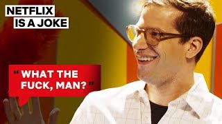 """Chunky"" ft. Andy Samberg 