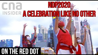 What Makes Singapore's National Day 2020 Celebration Remarkable? | On The Red Dot | Full Episode