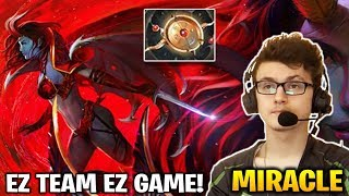 Miracle Queen Of Pain: Nice Team EZ Game Dota 2