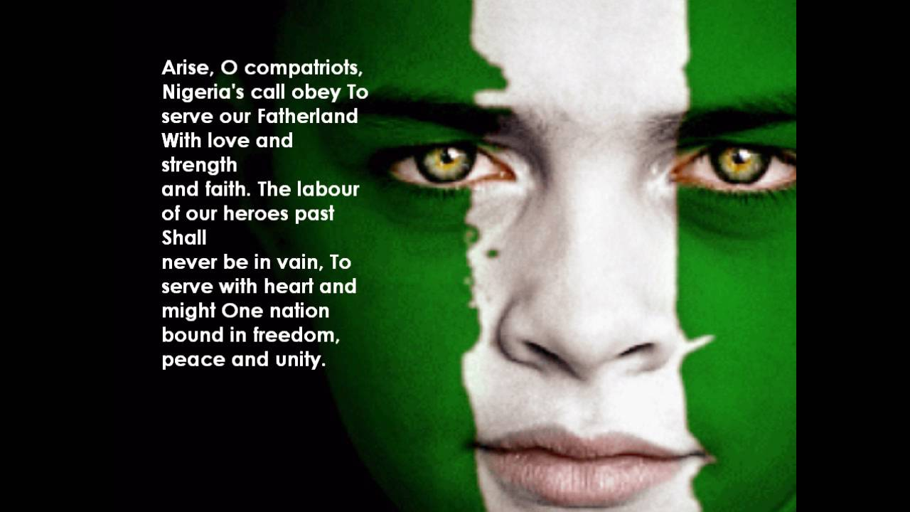 Who composed the Nigerian national anthem?