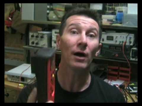 EEVblog #6 - Part 1 of 2 - Meterman 37XR Multimeter review
