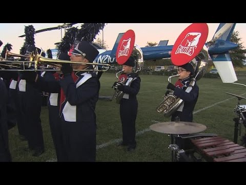 Band of the Week, Oct. 17: Grassfield High School