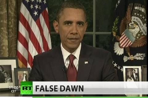 Chapter closed or renamed? Iraq war over says president Obama in speech