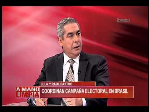 Lula, el asesor de Raul Castro - América TeVé
