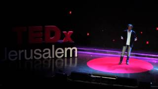 Painfull hope | Ali Abu Awwad | TEDxJerusalem